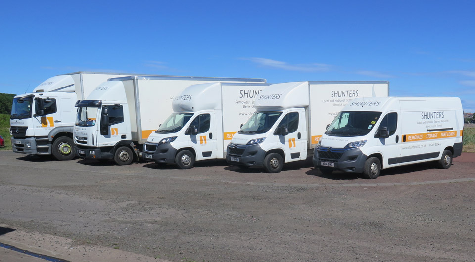 Northumberland haulage, deliveries, removals